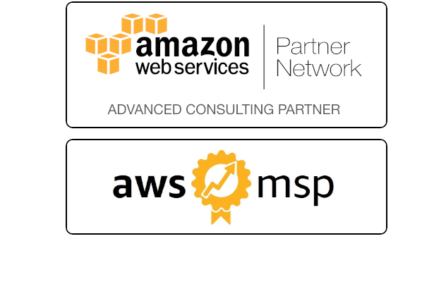AWS partner certification image